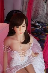 165cm sex dolls realistic skeleton tan skin Asian head oral vagina anal sexy